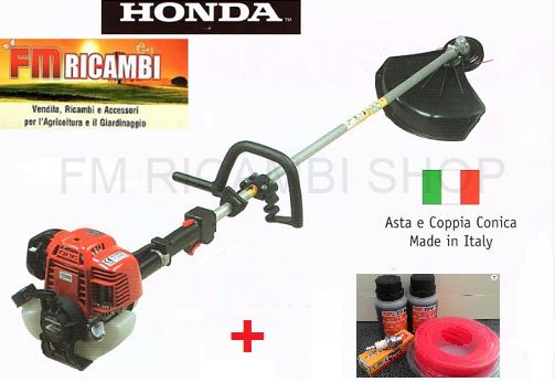 Decespugliatore Honda 25cc Olio Candela Filo