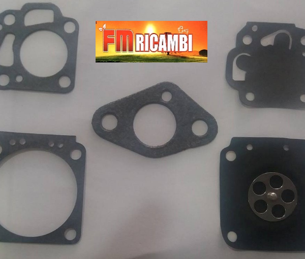 kit membrane per carburatore nikki