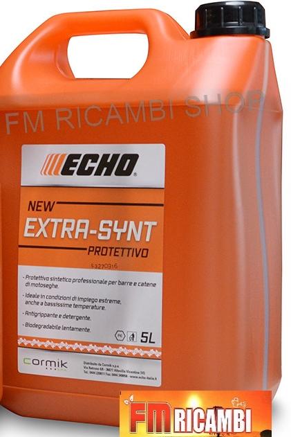 Olio Catena Echo Extra Sintetico 5lt