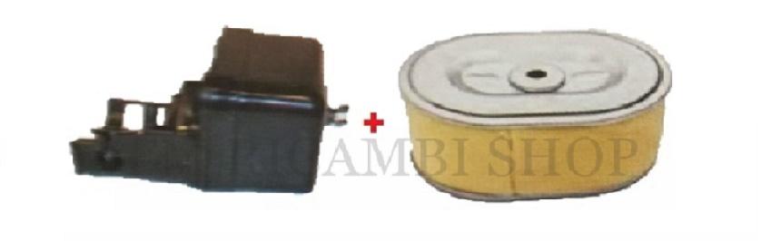 Ricambi Honda: Filtro aria + elemento filtrante Honda